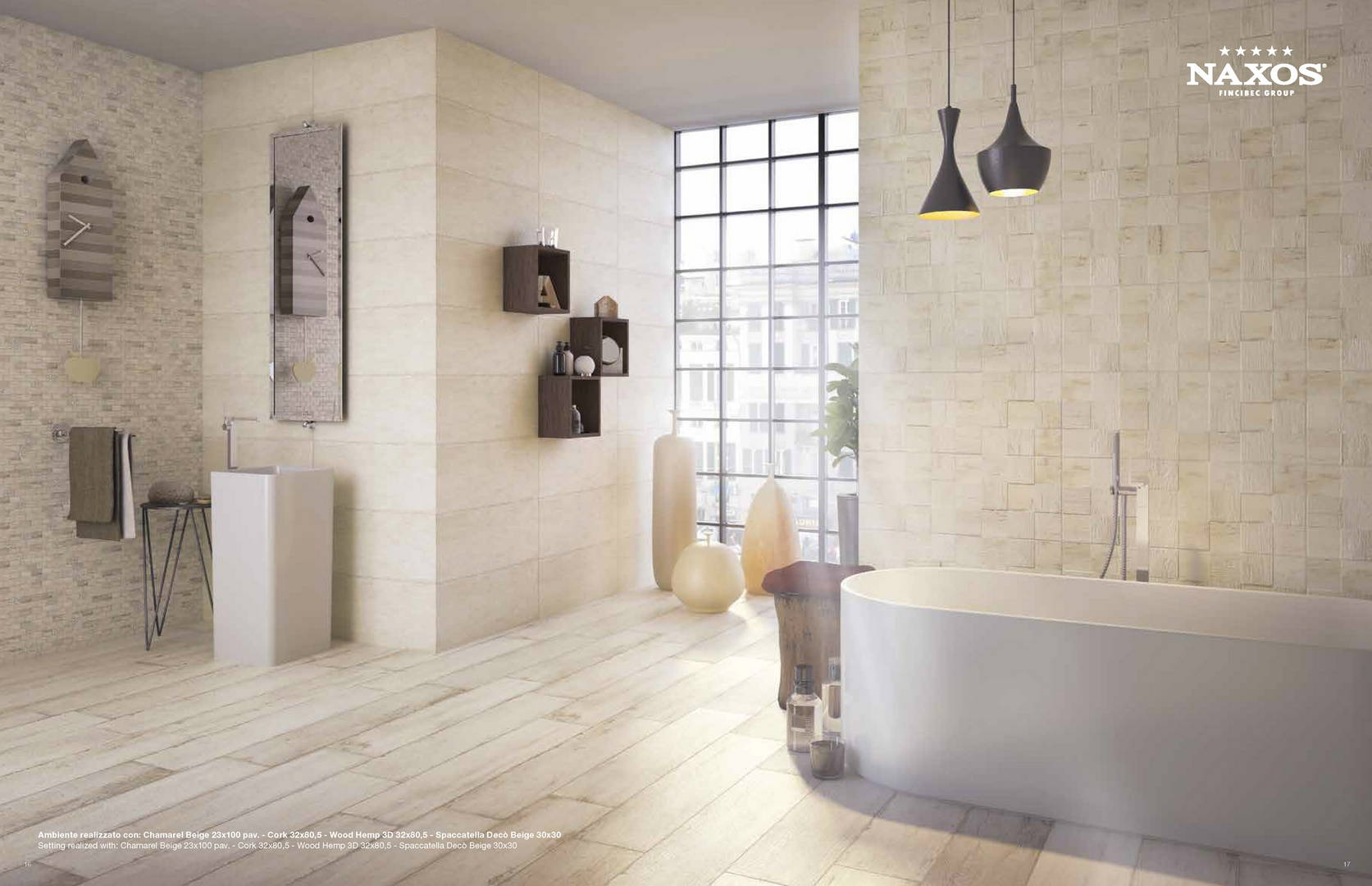 mattonelle bagno naxos ~ Comarg.com = Lussuoso Design del Bagno con ...