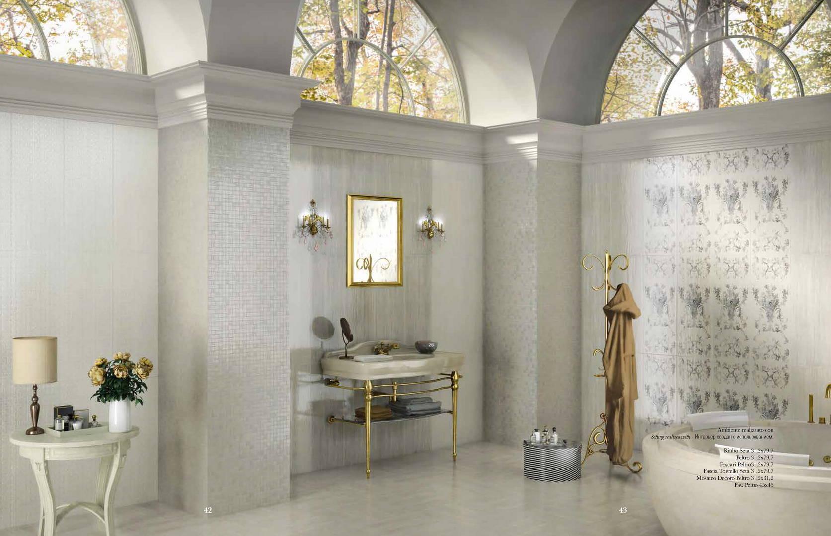 Naxos piastrelle bagno interno di casa smepool